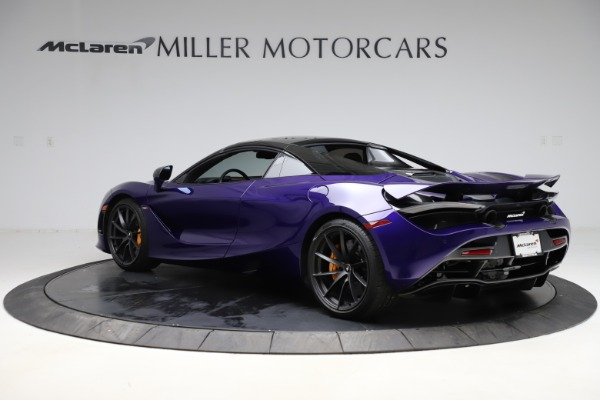 Used 2020 McLaren 720S Spider Performance for sale $324,990 at Maserati of Westport in Westport CT 06880 17