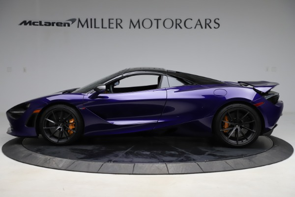 Used 2020 McLaren 720S Spider Performance for sale $324,990 at Maserati of Westport in Westport CT 06880 18