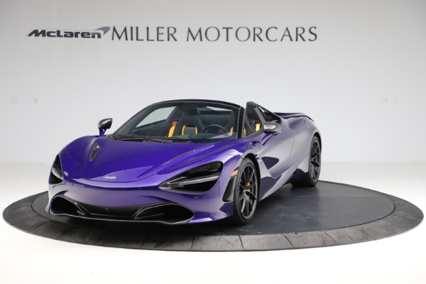 Used 2020 McLaren 720S Spider Performance for sale $324,990 at Maserati of Westport in Westport CT 06880 2