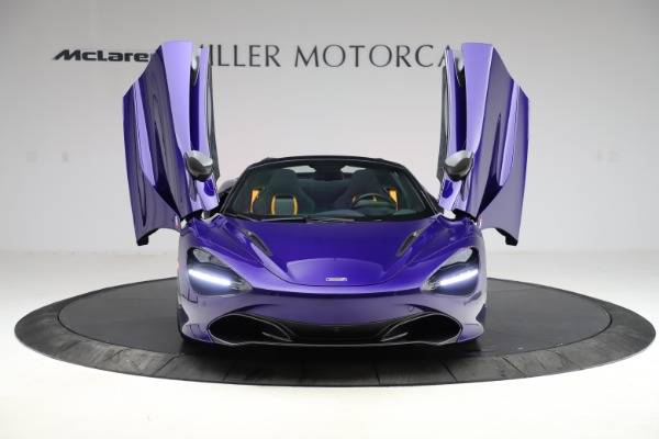 Used 2020 McLaren 720S Spider Performance for sale $324,990 at Maserati of Westport in Westport CT 06880 20