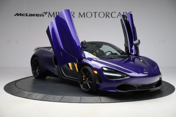 Used 2020 McLaren 720S Spider Performance for sale $324,990 at Maserati of Westport in Westport CT 06880 21