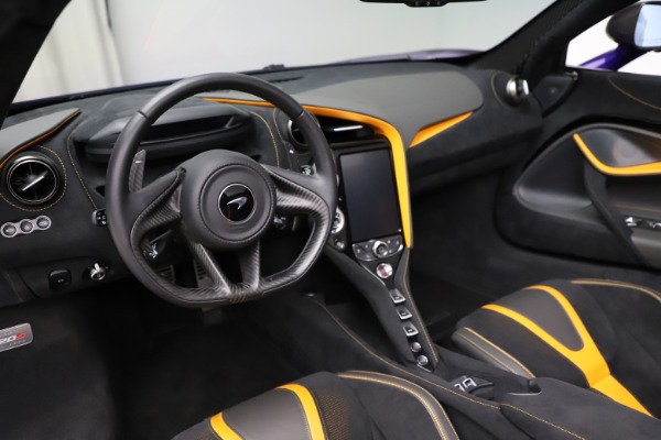 Used 2020 McLaren 720S Spider Performance for sale $324,990 at Maserati of Westport in Westport CT 06880 22