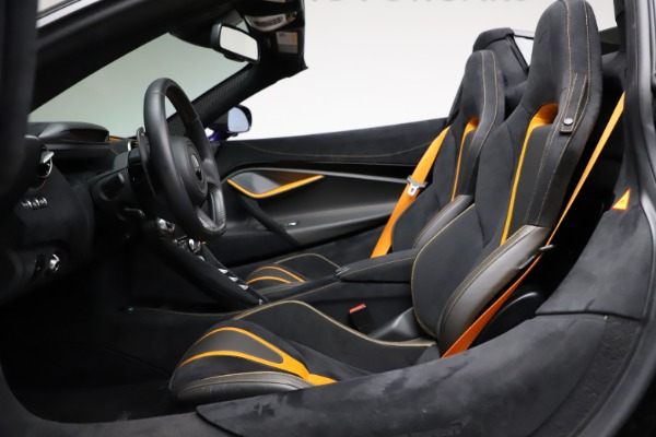 Used 2020 McLaren 720S Spider Performance for sale $324,990 at Maserati of Westport in Westport CT 06880 24
