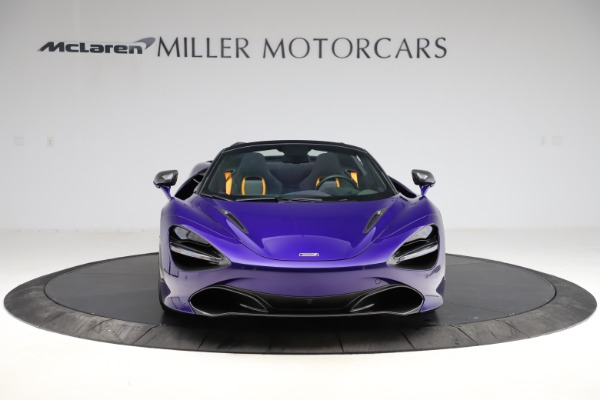 Used 2020 McLaren 720S Spider Performance for sale $324,990 at Maserati of Westport in Westport CT 06880 3