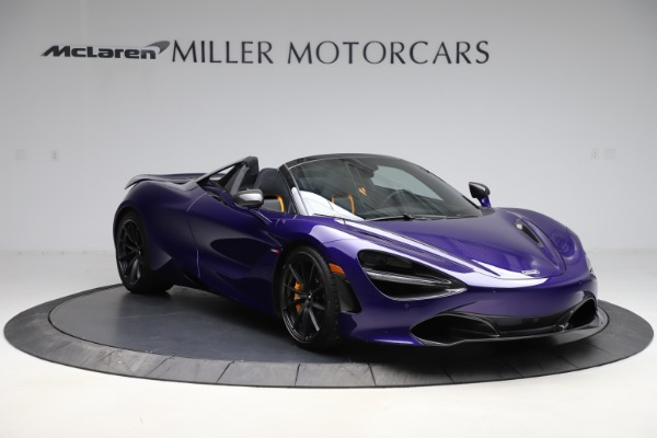 Used 2020 McLaren 720S Spider Performance for sale $324,990 at Maserati of Westport in Westport CT 06880 4