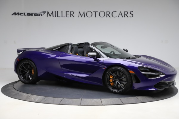 Used 2020 McLaren 720S Spider Performance for sale $324,990 at Maserati of Westport in Westport CT 06880 5