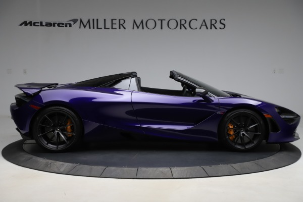 Used 2020 McLaren 720S Spider Performance for sale $324,990 at Maserati of Westport in Westport CT 06880 6
