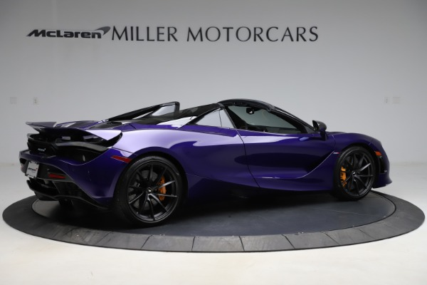 Used 2020 McLaren 720S Spider Performance for sale $324,990 at Maserati of Westport in Westport CT 06880 7