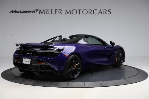 Used 2020 McLaren 720S Spider Performance for sale $324,990 at Maserati of Westport in Westport CT 06880 8