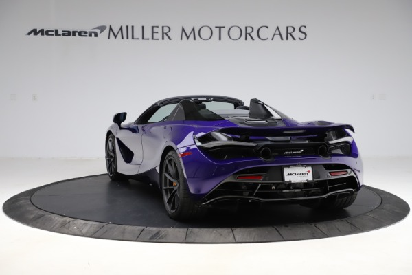 Used 2020 McLaren 720S Spider Performance for sale $324,990 at Maserati of Westport in Westport CT 06880 9