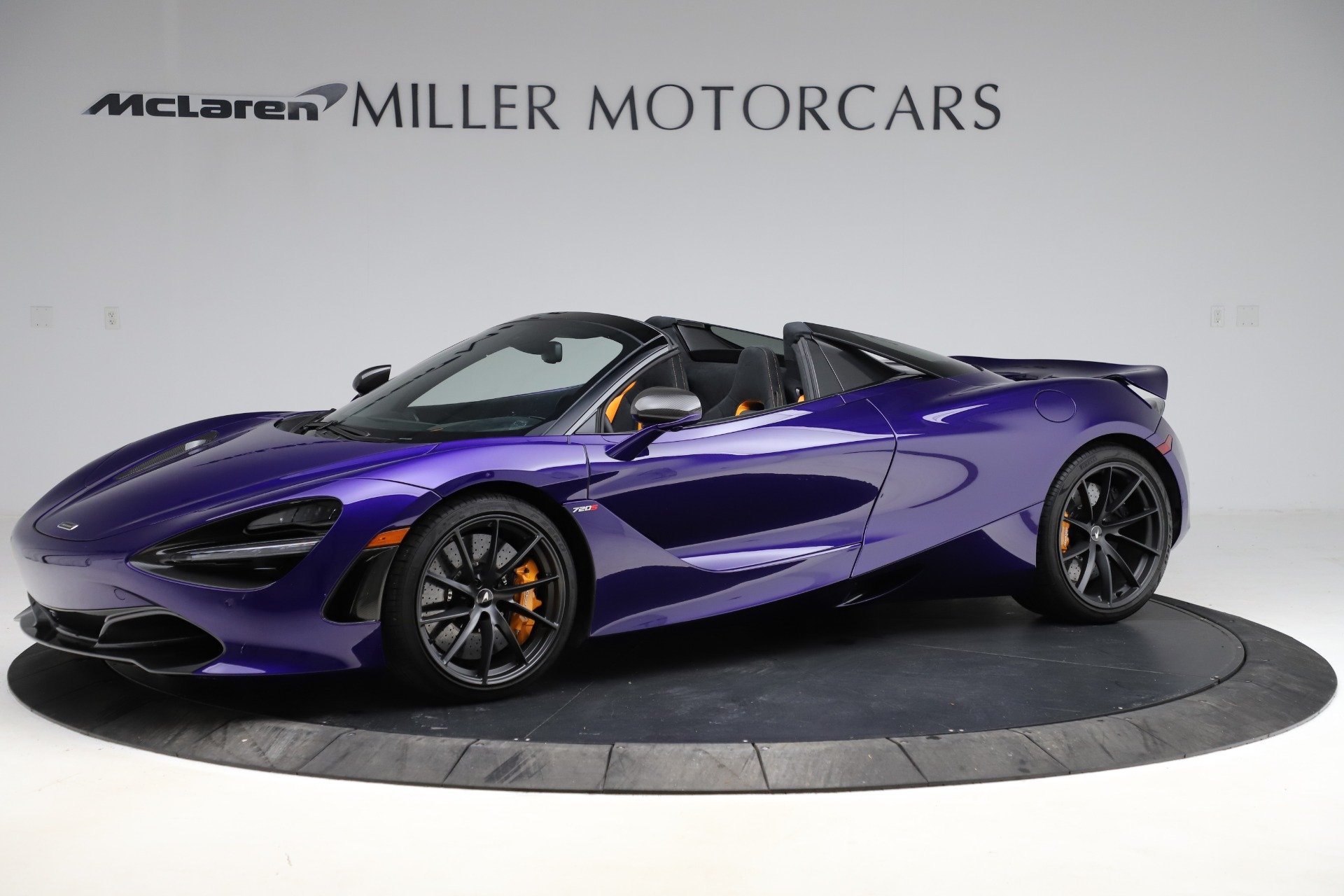 Used 2020 McLaren 720S Spider Performance for sale $324,990 at Maserati of Westport in Westport CT 06880 1