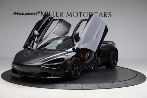 Used 2018 McLaren 720S Performance for sale $239,900 at Maserati of Westport in Westport CT 06880 13