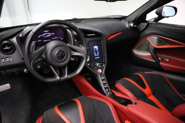 Used 2018 McLaren 720S Performance for sale $239,900 at Maserati of Westport in Westport CT 06880 16