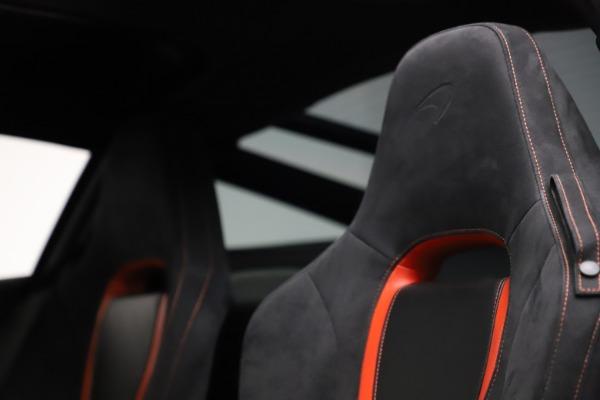 Used 2018 McLaren 720S Performance for sale $239,900 at Maserati of Westport in Westport CT 06880 19