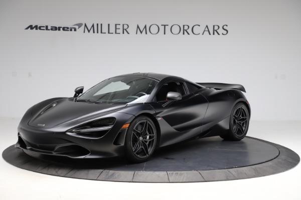 Used 2018 McLaren 720S Performance for sale $239,900 at Maserati of Westport in Westport CT 06880 1