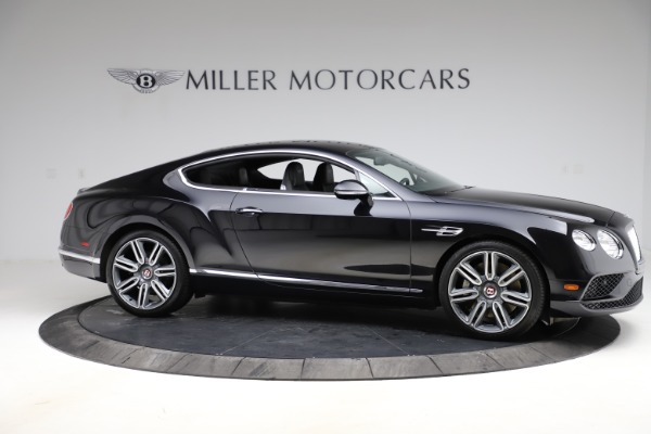 Used 2017 Bentley Continental GT V8 for sale $139,900 at Maserati of Westport in Westport CT 06880 10