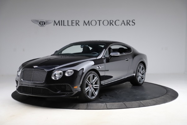 Used 2017 Bentley Continental GT V8 for sale $139,900 at Maserati of Westport in Westport CT 06880 2