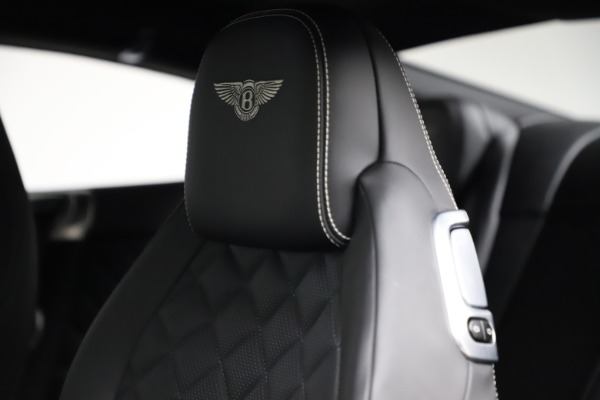 Used 2017 Bentley Continental GT V8 for sale $139,900 at Maserati of Westport in Westport CT 06880 20