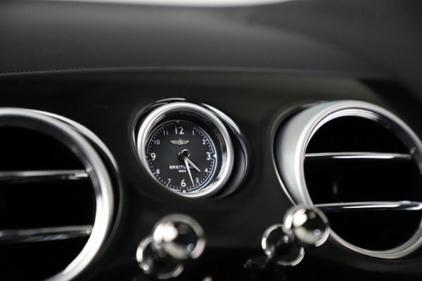 Used 2017 Bentley Continental GT V8 for sale $139,900 at Maserati of Westport in Westport CT 06880 22