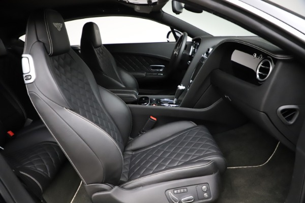 Used 2017 Bentley Continental GT V8 for sale $139,900 at Maserati of Westport in Westport CT 06880 24