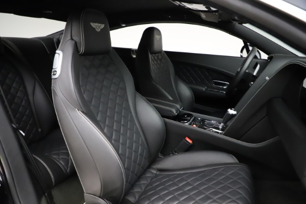Used 2017 Bentley Continental GT V8 for sale $139,900 at Maserati of Westport in Westport CT 06880 25