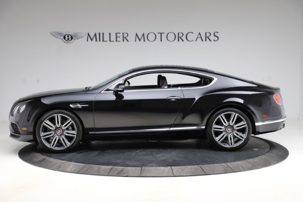 Used 2017 Bentley Continental GT V8 for sale $139,900 at Maserati of Westport in Westport CT 06880 3