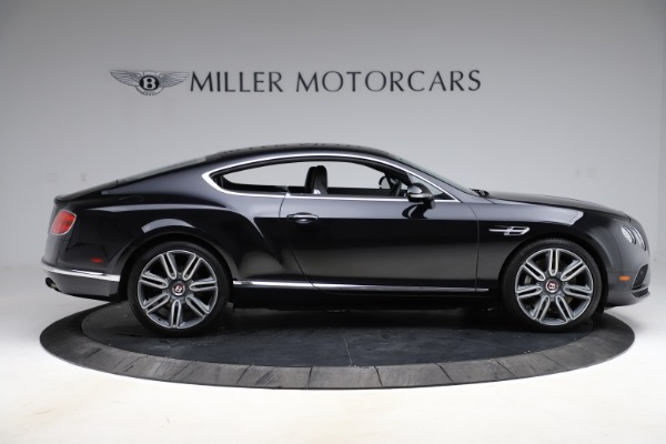 Used 2017 Bentley Continental GT V8 for sale $139,900 at Maserati of Westport in Westport CT 06880 9