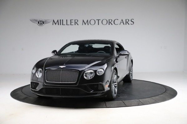 Used 2017 Bentley Continental GT V8 for sale $139,900 at Maserati of Westport in Westport CT 06880 1