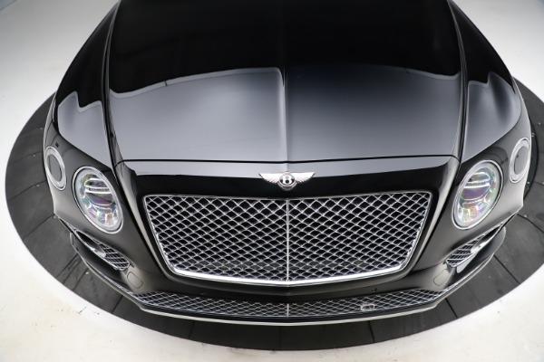 Used 2018 Bentley Bentayga W12 Signature for sale $154,900 at Maserati of Westport in Westport CT 06880 14