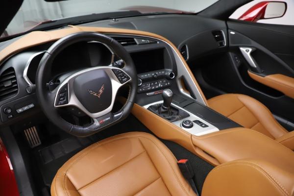 Used 2015 Chevrolet Corvette Z06 for sale $85,900 at Maserati of Westport in Westport CT 06880 16