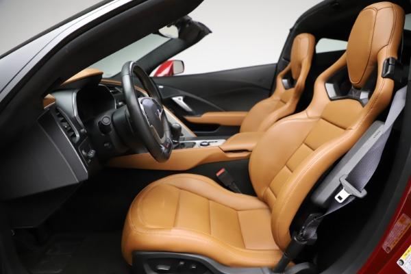 Used 2015 Chevrolet Corvette Z06 for sale $85,900 at Maserati of Westport in Westport CT 06880 17