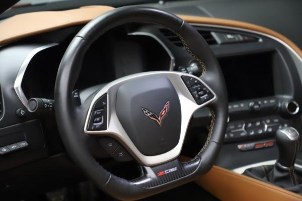 Used 2015 Chevrolet Corvette Z06 for sale $85,900 at Maserati of Westport in Westport CT 06880 19
