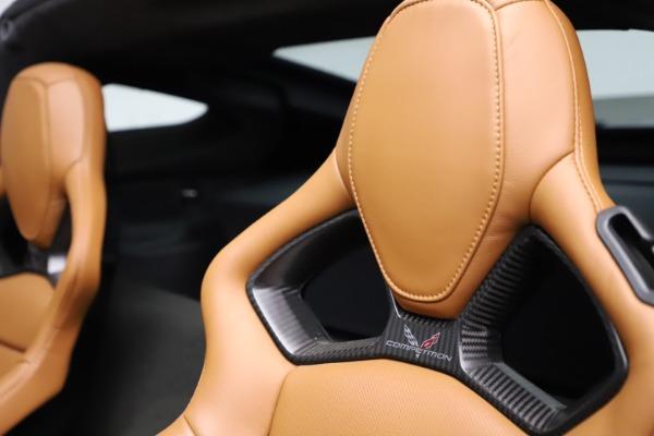 Used 2015 Chevrolet Corvette Z06 for sale $85,900 at Maserati of Westport in Westport CT 06880 22