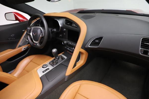 Used 2015 Chevrolet Corvette Z06 for sale $85,900 at Maserati of Westport in Westport CT 06880 23