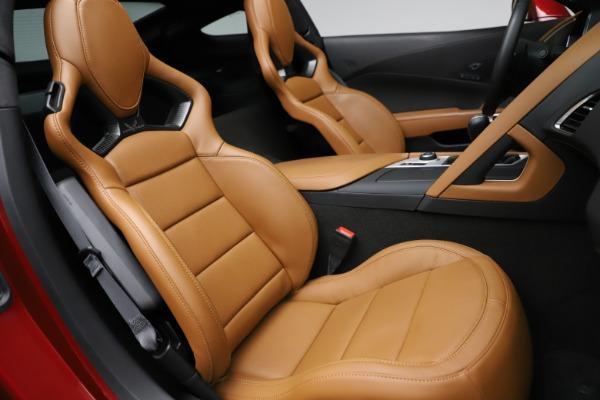 Used 2015 Chevrolet Corvette Z06 for sale $85,900 at Maserati of Westport in Westport CT 06880 25