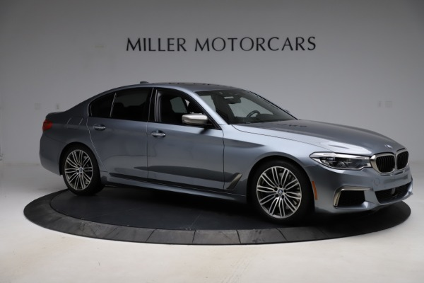 Used 2018 BMW 5 Series M550i xDrive for sale $49,900 at Maserati of Westport in Westport CT 06880 10