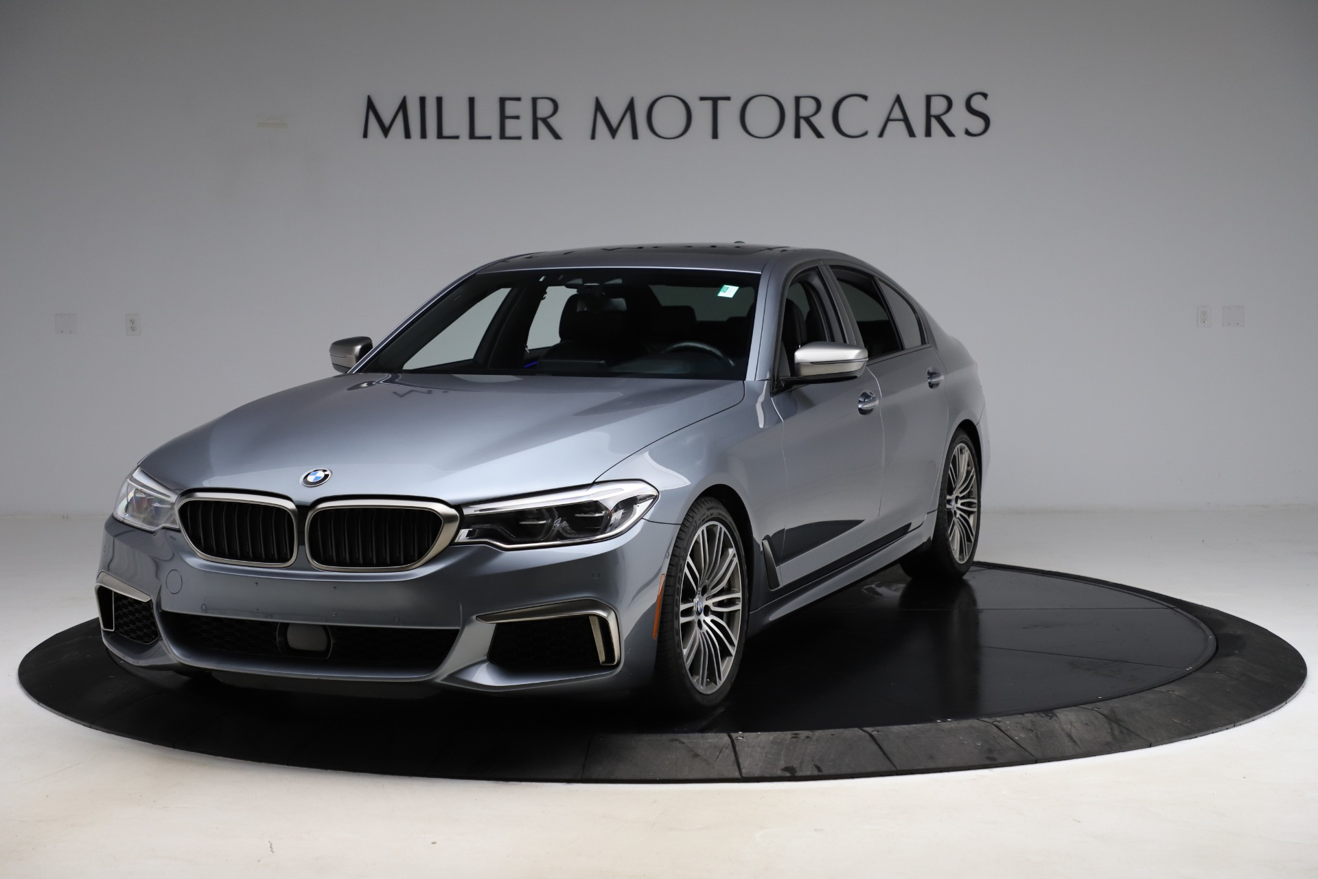 Used 2018 BMW 5 Series M550i xDrive for sale $49,900 at Maserati of Westport in Westport CT 06880 1