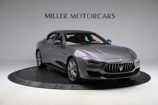 Used 2018 Maserati Ghibli SQ4 GranLusso for sale Call for price at Maserati of Westport in Westport CT 06880 11