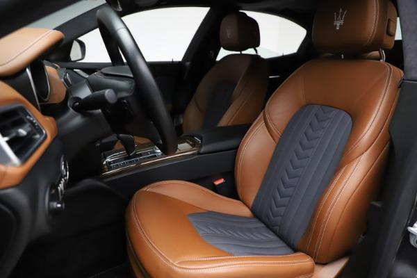 Used 2018 Maserati Ghibli SQ4 GranLusso for sale Call for price at Maserati of Westport in Westport CT 06880 15