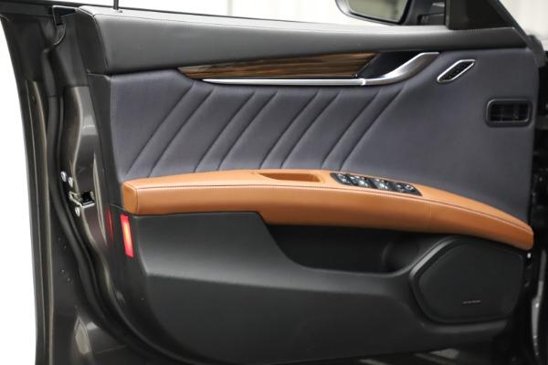 Used 2018 Maserati Ghibli SQ4 GranLusso for sale Call for price at Maserati of Westport in Westport CT 06880 16
