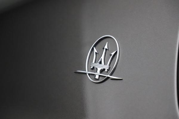 Used 2018 Maserati Ghibli SQ4 GranLusso for sale Call for price at Maserati of Westport in Westport CT 06880 26