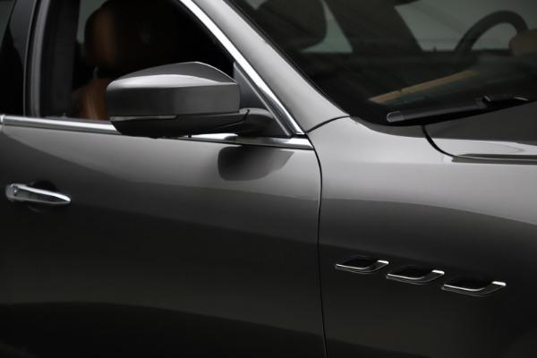 Used 2018 Maserati Ghibli SQ4 GranLusso for sale Call for price at Maserati of Westport in Westport CT 06880 27