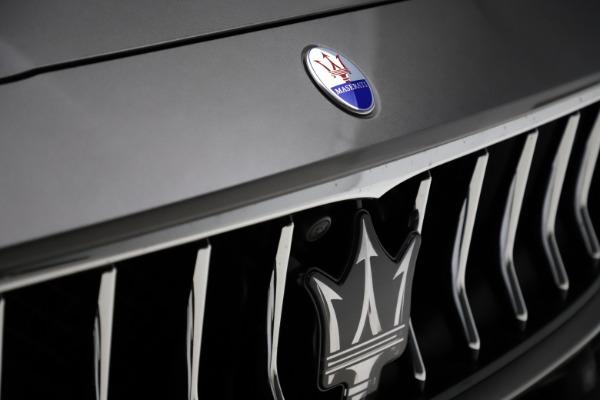 Used 2018 Maserati Ghibli SQ4 GranLusso for sale Call for price at Maserati of Westport in Westport CT 06880 28