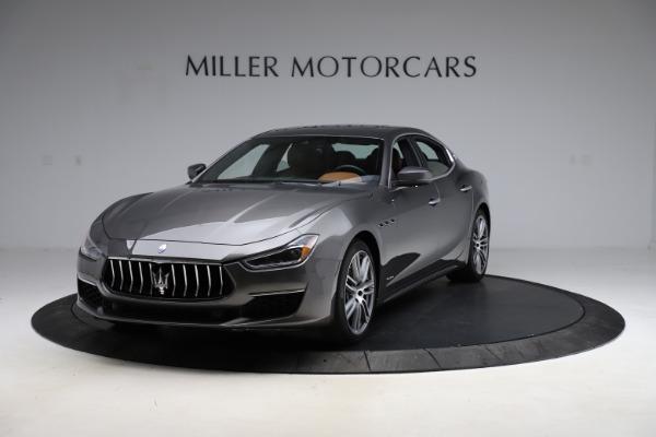 Used 2018 Maserati Ghibli SQ4 GranLusso for sale Call for price at Maserati of Westport in Westport CT 06880 1