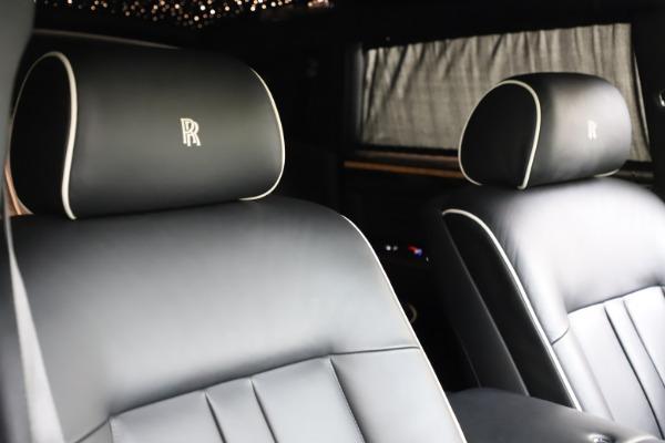 Used 2015 Rolls-Royce Phantom EWB for sale $299,900 at Maserati of Westport in Westport CT 06880 11