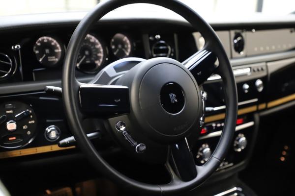 Used 2015 Rolls-Royce Phantom EWB for sale $299,900 at Maserati of Westport in Westport CT 06880 12
