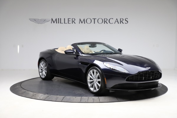 New 2021 Aston Martin DB11 Volante Convertible for sale $274,916 at Maserati of Westport in Westport CT 06880 10