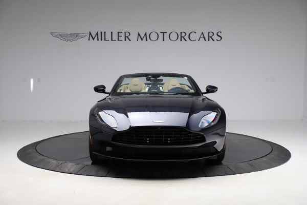 New 2021 Aston Martin DB11 Volante Convertible for sale $274,916 at Maserati of Westport in Westport CT 06880 11
