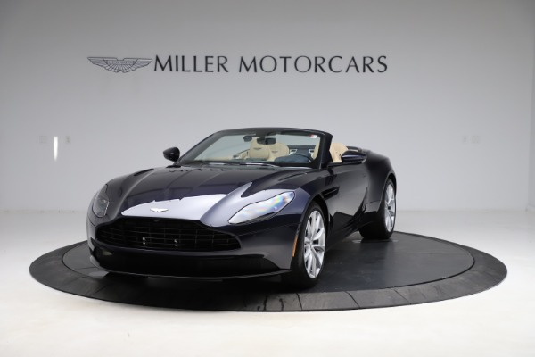 New 2021 Aston Martin DB11 Volante Convertible for sale $274,916 at Maserati of Westport in Westport CT 06880 12