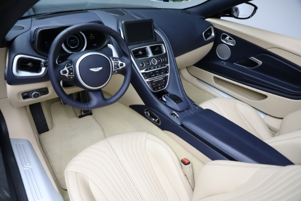 New 2021 Aston Martin DB11 Volante Convertible for sale $274,916 at Maserati of Westport in Westport CT 06880 13